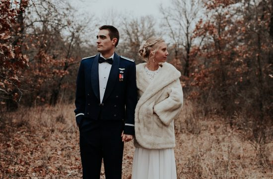 Dan and Susanna got married at The Forge in Dallas Fort Worth, Texas on New Year's Eve for a winter wedding.