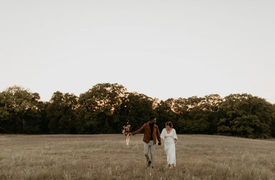 elopement country barn wedding